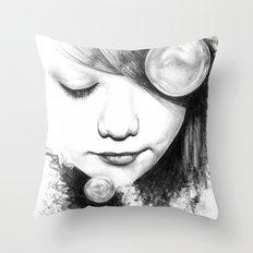 children of the revolution Throw Pillow