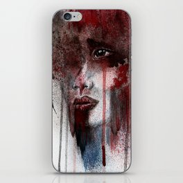 Show me your pain iPhone Skin