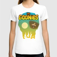 the goonies T-shirts featuring The Goonies by tuditees