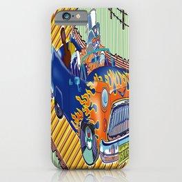 Trucking iPhone Case