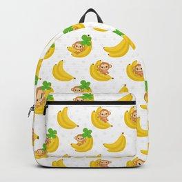 Monkeys and Bananas Backpack