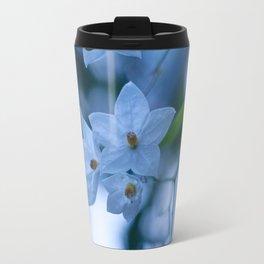 Jasmine Nightshade Flowers #2 #floral #art #society6 Travel Mug