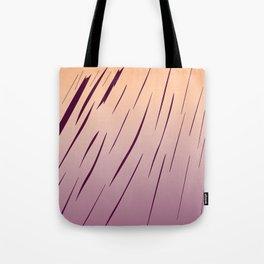 wild design ethnic lines on pink Tote Bag