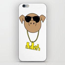 PigLit iPhone Skin