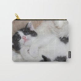 cute little kitty Carry-All Pouch