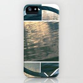 solar ring iPhone Case