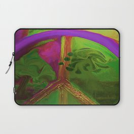 arching peace Laptop Sleeve