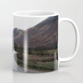 Road through the Glen Coffee Mug