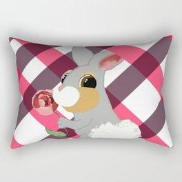 Thumper-Roo Rectangular Pillow