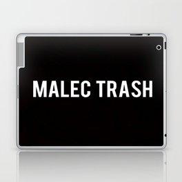 Malec Trash Laptop & iPad Skin