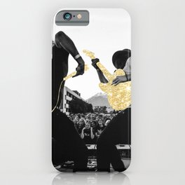 gold festival  iPhone Case