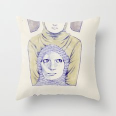 Untitled 03 Throw Pillow
