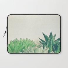 Succulent Forest Laptop Sleeve