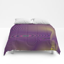 Fractal Canopy Comforters