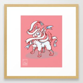 Fairy Evolution Framed Art Print