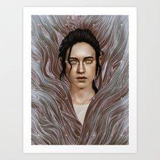Recordando.  Art Print