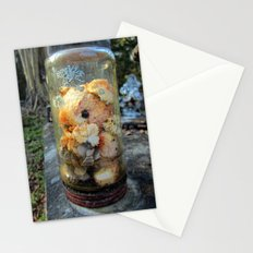 TEDDY IN A JAR Stationery Cards