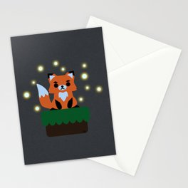 Tiny Fox Stationery Cards