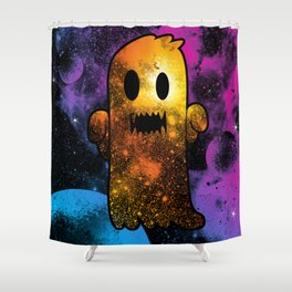 Space Ghost 2.0 Shower Curtain