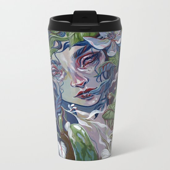 Abundance Metal Travel Mug