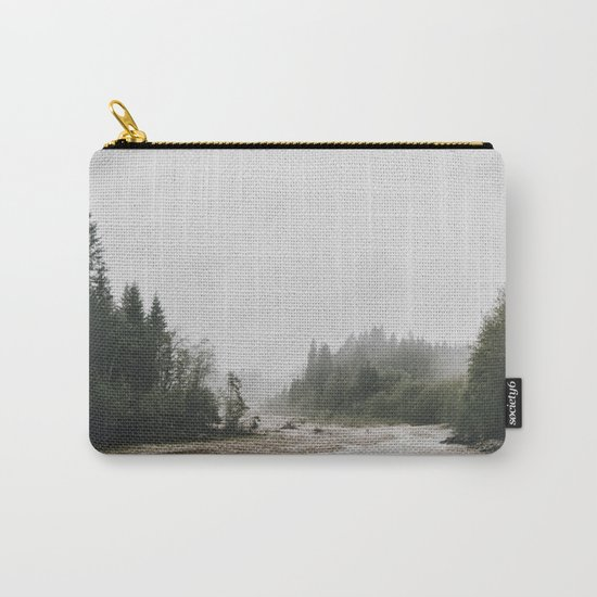 Riverside landscape photography Carry-All Pouch