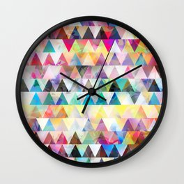 Mix #588 Wall Clock