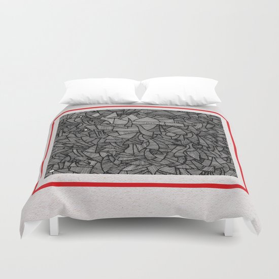 - closed - Duvet Cover