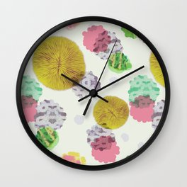 Plancton Wall Clock