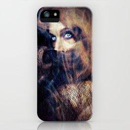 Diablolique iPhone Case