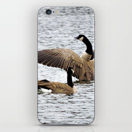 Spread your wings iPhone Skin