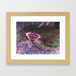Abstract Precious 5 Framed Art Print