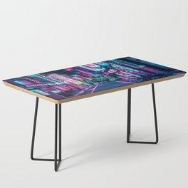 A Neon Wonderland called Tokyo Coffee Table