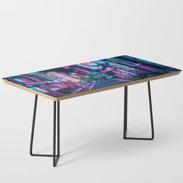 A Neon Wonderland called Tokyo Coffee Table