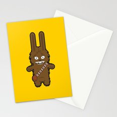 Sr. Trolo / Chewbacca Yellow Stationery Cards
