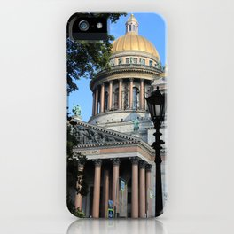 Saint Isaac's Cathedral iPhone Case