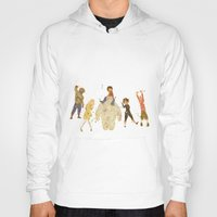 big hero 6 Hoodies featuring Big Hero 6 Disneys by Carma Zoe