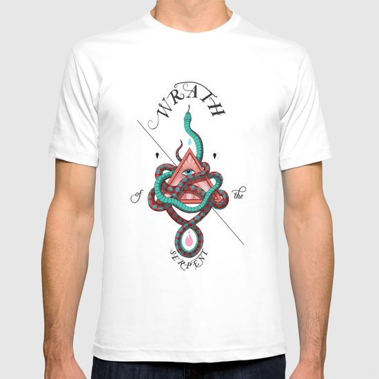 Wrath of the Serpent T-shirt