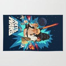 Star Wars FanArt: Rats Wars Rug