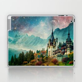Faerytale Castle Laptop & iPad Skin