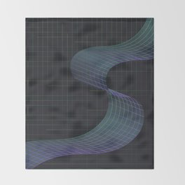 system.S Throw Blanket