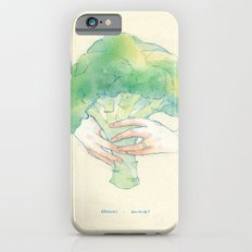 Broccoli bouquet Slim Case iPhone 6s