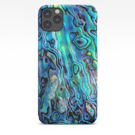 Precious Abalone shell iPhone Case