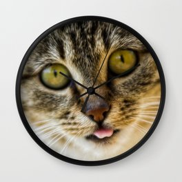 Cat II. Wall Clock