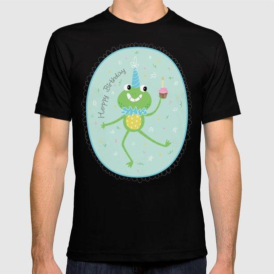Hoppy Birthday T-shirt