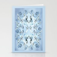 crystals Stationery Cards featuring Crystals by Armin