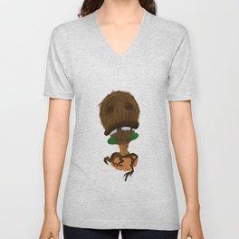 Coco Nuts Unisex V-Neck
