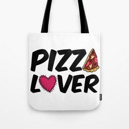 Pizza lover Tote Bag