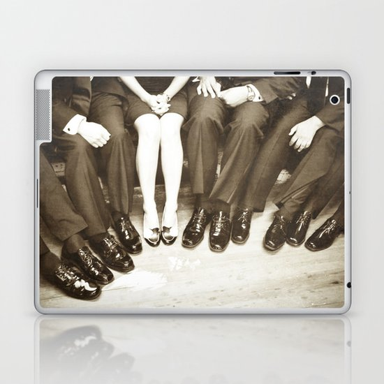 The Groomswoman Laptop & iPad Skin