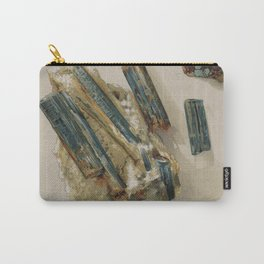 Natural Turquoise Carry-All Pouch
