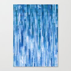 Rain (Clouds Remix) Canvas Print